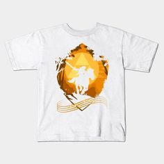 Epona´s Song Young T-Shirt