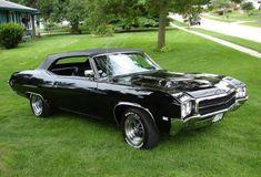 1969 Buick GSX Convertible