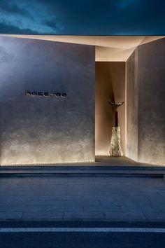 From Nature: Creative Interior Design of Rosemoo Office in Beijing, Beijing, 2015 - Cun-Design