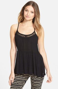 Volcom 'One Day' Racerback Tank available at #Nordstrom