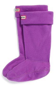 Hunter Fleece Welly Socks 50% off #blackfriday http://rstyle.me/n/t6bbznyg6