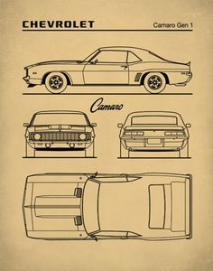 """Acquire terrific recommendations on """"Chevrolet Camaro"""". They are accessible for you on our site. Chevrolet Camaro, 1968 Camaro, Car Drawing Pencil, Car Design Sketch, Best Classic Cars, Pony Car, Patent Prints, Car Drawings, Us Cars"""