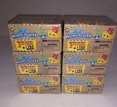 NEW Shopkins Season 1 Peppe Pepper 1-026 blue figure pantry collection shaker