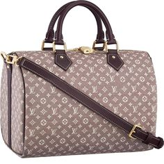 Louis Vuitton Speedy 30 Monogram Idylle M56704