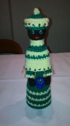 Rey Baltasar a crochet