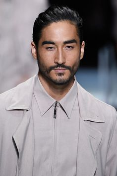 The Asian Male Model