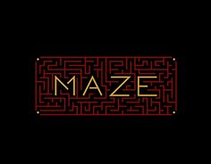 "Check out new work on my @Behance portfolio: ""maze"" http://be.net/gallery/36109863/maze"