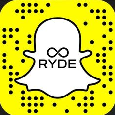 Are you following us on Snapchat yet? Add rydehouston and stay in the loop on all things RYDE. #letsryde #rydeon