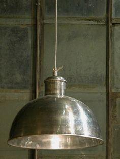 Suspension nickel Chehoma 40 cm
