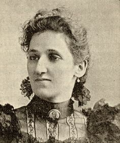 Born into slavery, Victoria Earle Matthews  (1861- 1907) was a civil rights advocate and journalist who focused on the black struggle. In her National Leader columns, she praised the creation of black men's and women's Republican political clubs that sought to rally the black vote for the Benjamin Harrison in 1888. She also condemned the Democrats for their persistent violent attacks on blacks.