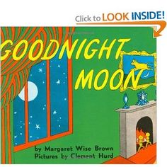 Margaret Wise Brown created the perfect good night book when she wrote Goodnight Moon. Wonderful meter and rhyming verse and beautifully illustrated by Clement Hurd. My son loves to point out all the places the little mouse is hiding while the little bunny is getting ready for bed. You will find yourself reading this over and over again.