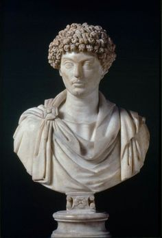 Marble portrait of a man. Imperial Period, c. Roman Man, University Of South Florida, Ancient Artifacts, Ancient Rome, Museum Of Fine Arts, Egypt, Sculpting, Boston, The Past
