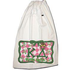 *Laundry Bag for Kappa Delta!*