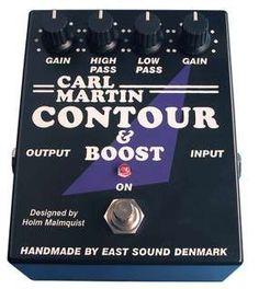 #Carl Martin #Countour & Boost #Effects
