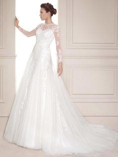 Brautkleider von Top-Marken   miss solution Bildergalerie - Modell 5687 by FARA SPOSA