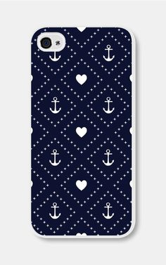 Anchor iPhone Case Anchor iPhone 4 Case Anchor. Yvette! Pinned this for you girl!