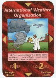 illuminati card game WEATHER