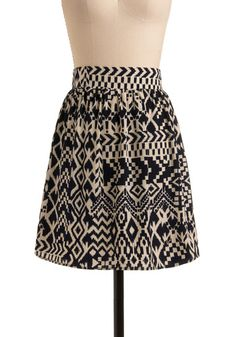I have a skirt very similar to this - same style - in tan and brown