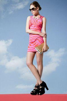 Jazmin Chebar - love the dress
