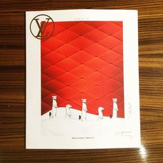 Louis Vuitton Christmas Catlogue. CBL Bags
