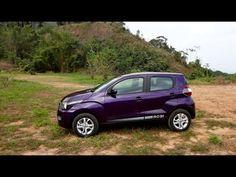 Fiat Mobi Like On com Arnaldo Keller - YouTube