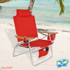Beach Chairs for Big and Tall - Best Bedroom Furniture Check more at / & beach chair anti corrosion personalized beach chairs for adults ...