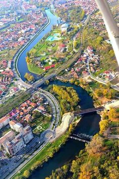 Oradea, Romania More Tours Bulgaria, Beautiful Places To Visit, Places To See, Aerial Photography, Landscape Photography, Places Around The World, Around The Worlds, Rock Club, Bósnia E Herzegovina
