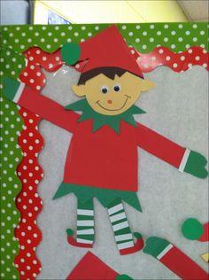 christmas elf craft 1