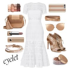 """""""Untitled #301"""" by milli927 ❤ liked on Polyvore featuring Alaïa, self-portrait, Kate Spade, Marc Jacobs, Stella & Dot, Lonna & Lilly, Michael Kors, Linda Farrow and tarte"""