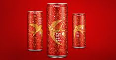Beautiful redesign for Coca Cola in celebration of the Lunar New Year | Freepik Blog #graphicdesign