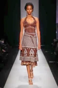 South African Sotho Shweshwe Dresses img850fdab6533434616