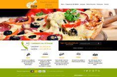 Relookage du site e-commerce Pizza-a-domicile.ch Asyoucom Comme vous voulez Communiquer ...