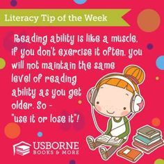 This blog has some great images to use when making a web post. Literacy Quotes, Book Club Books, Books To Read, My Books, Reading Tips, Reading Quotes, Reading Nook, Reading Lessons, Kids Reading