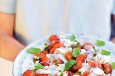 Kijk wat een lekker recept ik heb gevonden op Allerhande! Salade caprese