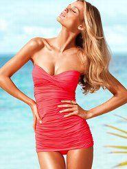 Women's One-Piece Bikini Swimsuits & Sexy Monokinis at Victoria's Secret###