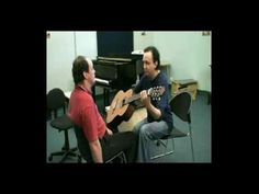 Music therapy with an adult with severe Autism.