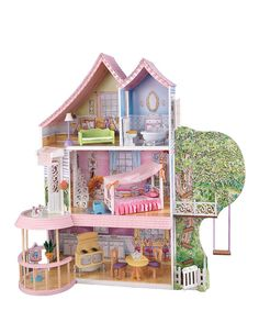 Take a look at this Fancy Nancy Dollhouse on zulily today!