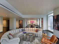 200 Chambers Penthouse In New York For An European Gentleman