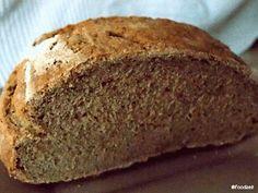 Wheat sourdough with overnight fermentation - Weizensauerteig Brot mit langer kalter Führung