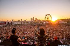 Zeds Dead at Hard Day of the Dead '13  #edm #dotd