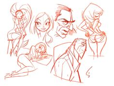 Comic Book Artist: Shane Glines | Abduzeedo Design Inspiration & Tutorials