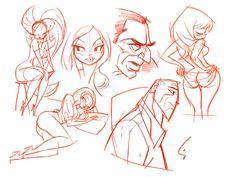 Comic Book Artist: Shane Glines | Abduzeedo Design Inspiration & Tutorials