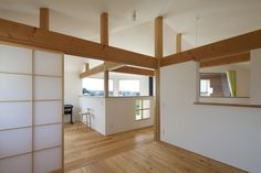 The Frontier House is a Hexagonal Home in Toyoake