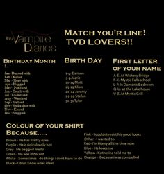 Mine is Stripped Damon at the lake house I couldnt resist his good looks!