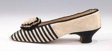 Esilesonia  - via The Metropolitan Museum of Art - Evening slippers
