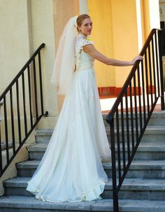 Vintage Wedding dress from azalea vintage design on etsy