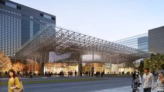 COEX mall in Seoul by Gensler