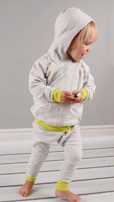 Free scuba hoodie sewing pattern!