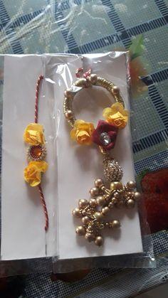 Rakhi, Beaded Bracelets, Earrings, Jewelry, Ear Rings, Stud Earrings, Jewlery, Jewerly, Pearl Bracelets