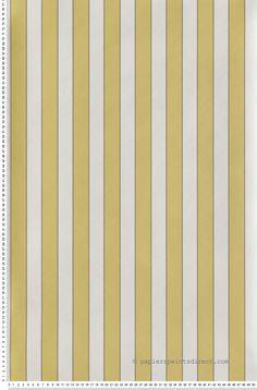 1000 images about papier peint chambre on pinterest - Papier peint rayures grises et blanches ...